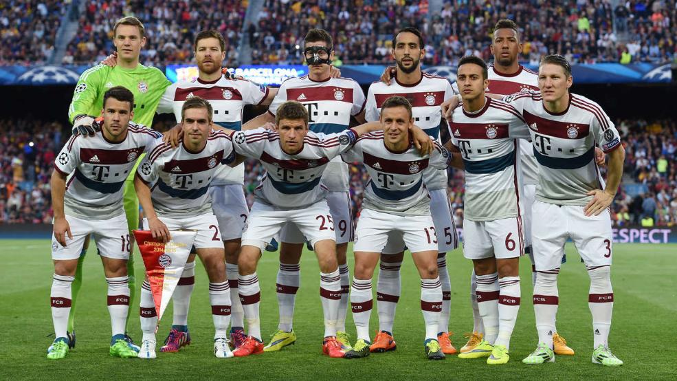 12.5..2015 Ausgeschieden im Halbfinale gegen Barca
