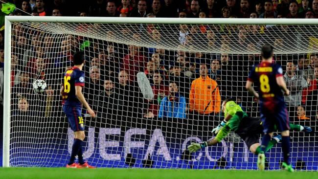 Champions Leagus FC Barca-FCB 1zu0 Robben 1.5.13