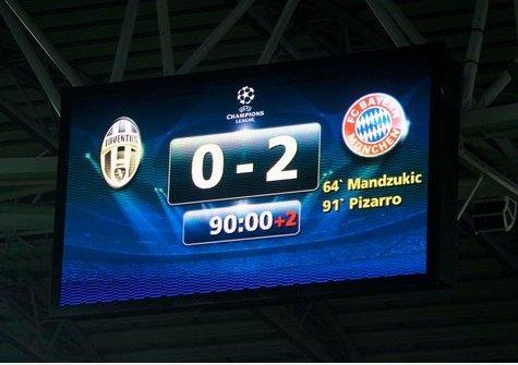 Juventus Turin -FC Bayern München 0zu2, 10.4.13