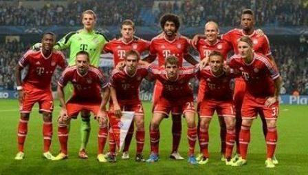 Manchester City-FCB 1zu3 Die Sieger 2.10.13
