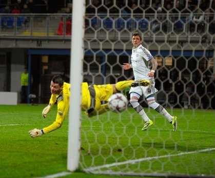 Pilsen-FCB 0zu1 Mandzukitc der Torshütze.5.11.13