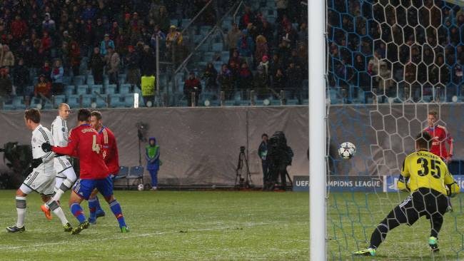 ZSK Moskau-FCB 1zu3 Robben 0zu1  27.11.13