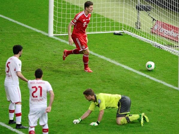 DFB Pokal FCB-VfB 2zu0 Gomez 1.6.13