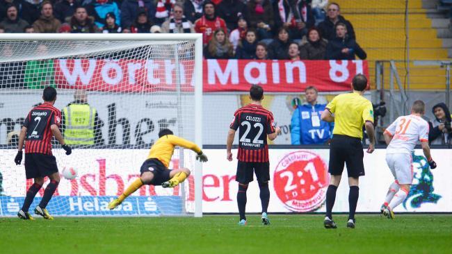 E. Frankfurt - FCB 0zu1 06.04.2013