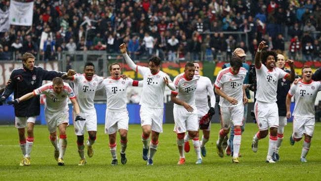 FCB Deutscher Meister 2013