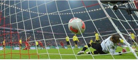 FCB-Dortmund 1zu0 Robben machts.27.02.2013