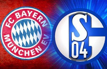 FCB-Schalke 04 09.02.13
