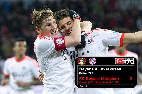 Leverkusen-FCB gomez zum 1zu0 16.03.2013