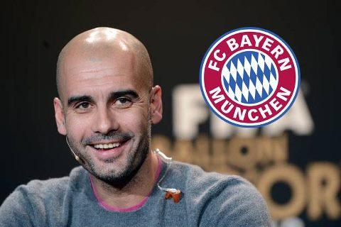 Pep Guardiole wird ab 1.7.2013 Trainer des FC Bayern München