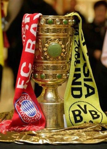Pokalspiel FCB-B.Dortmund 27.02.13